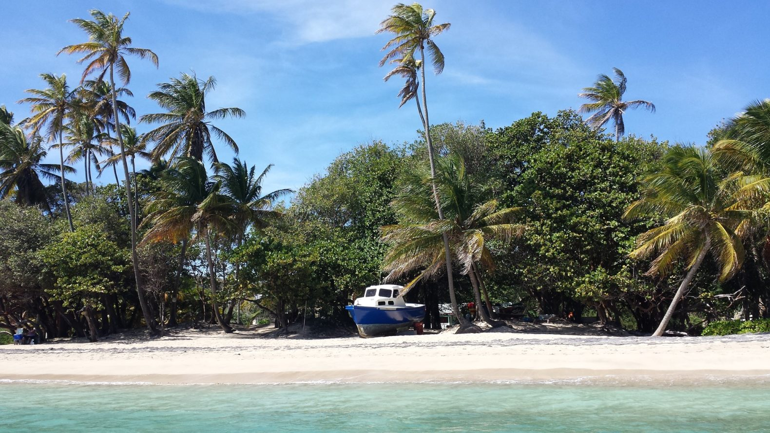 Paradise in Bequia