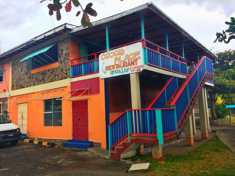 Coco's Place, Bequia