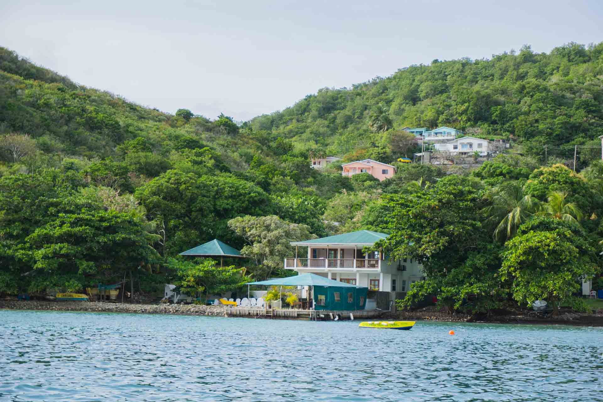 Opendeck Bed & Breakfast Bequia