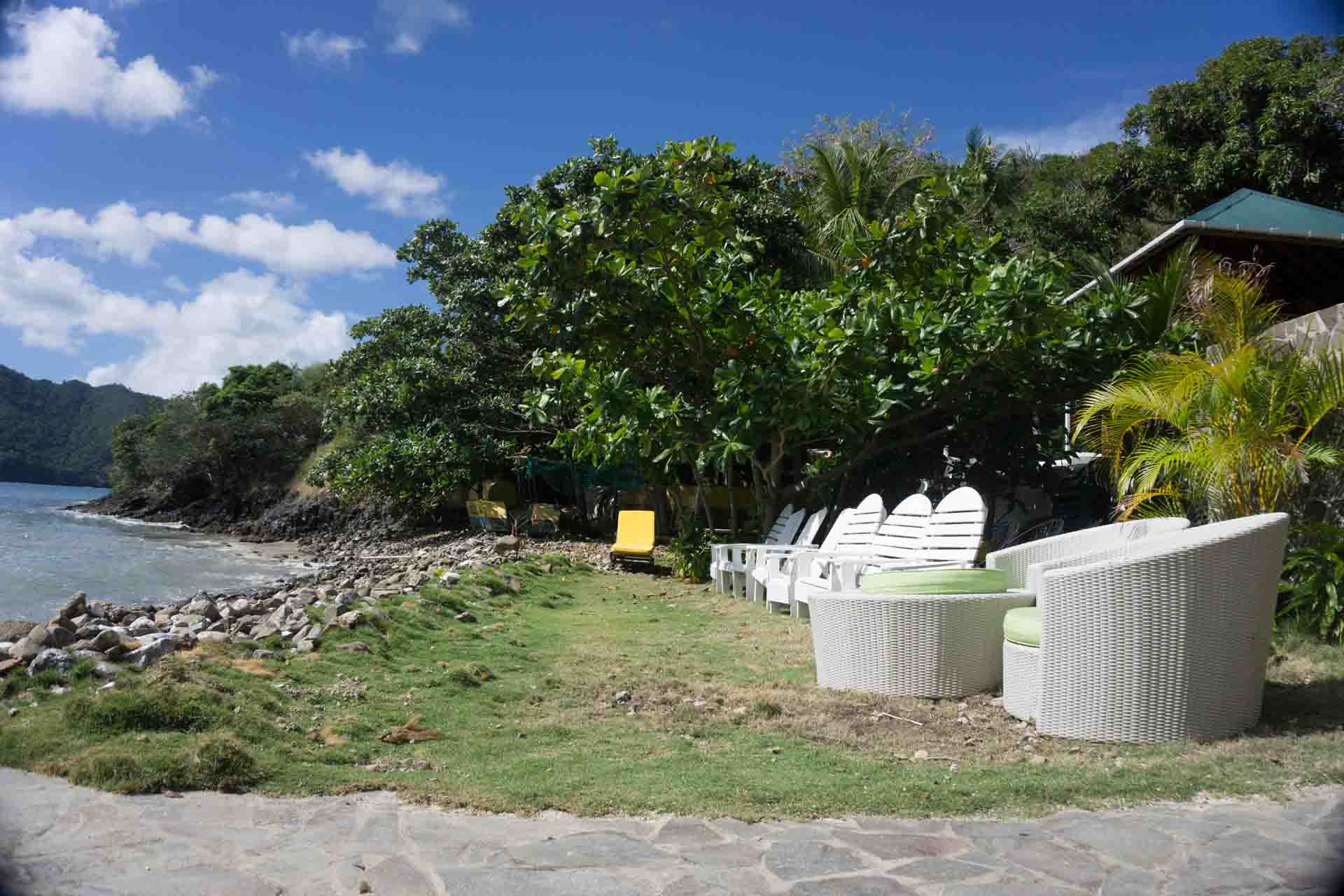 Bequia OpenDeck Lounge