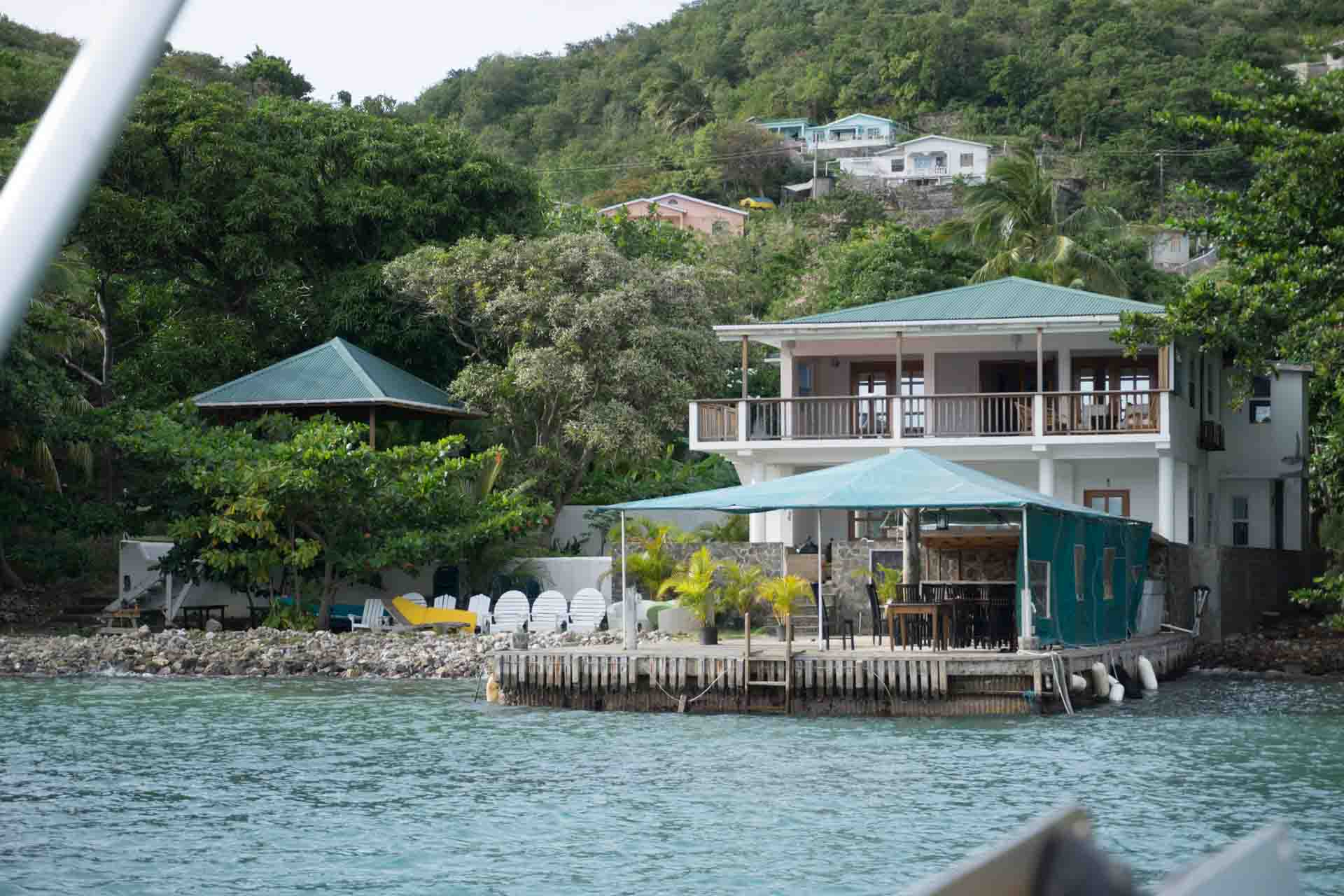 Bequia OpenDeck water