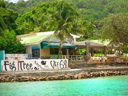 The Fig Tree Restaurant, Bequia