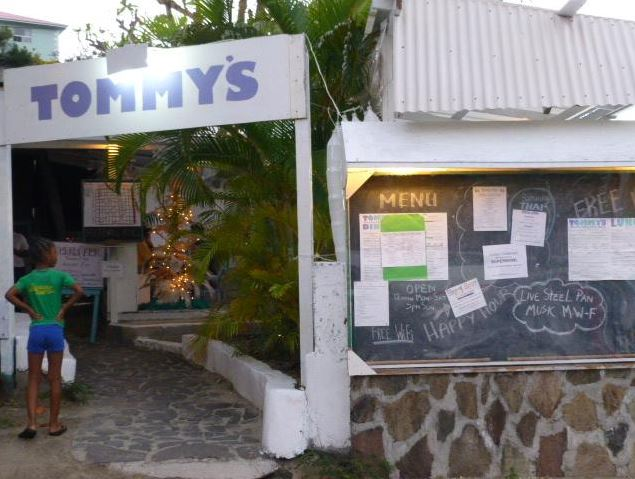 Tommy's Cantina, Bequia